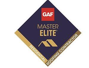GAF Master Elite Roofing